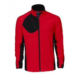 Fleecejacket 2325 Rood