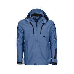 Softshell Jas 3406 Lichtblauw