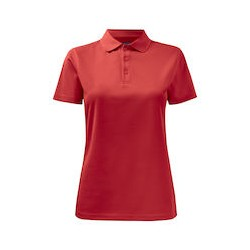 Polo dames 2041 Rood