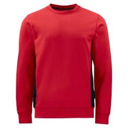 Sweatshirt 2127 Rood