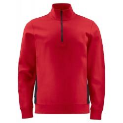 Sweatshirt 2128 Rood